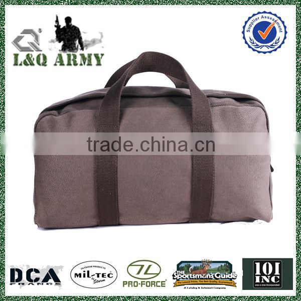 Best cheaper price military canvas tool bag travel bag