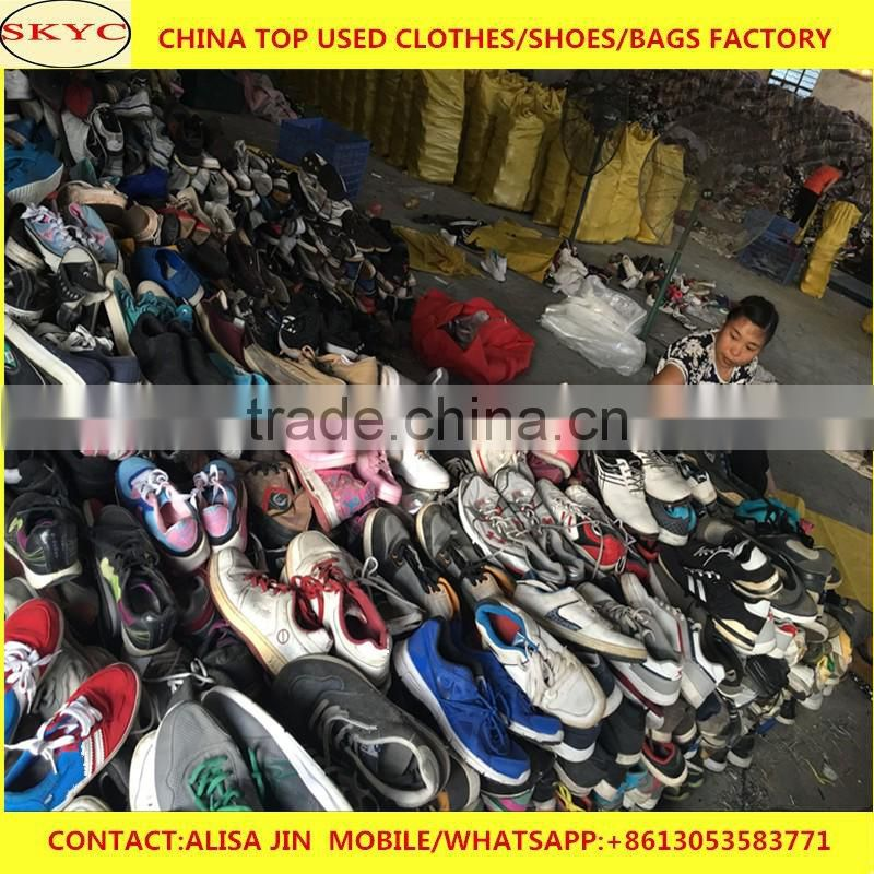 4400285933e2e Togo used shoes buyers wholesale cheap price premium quality second hand  mixed shoes sacks in Dongguan factory of used shoes from China Suppliers -  ...