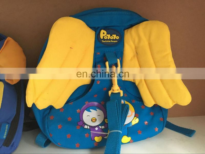 Backpack school bag animal cartoon backpack bag plush cartoon of children