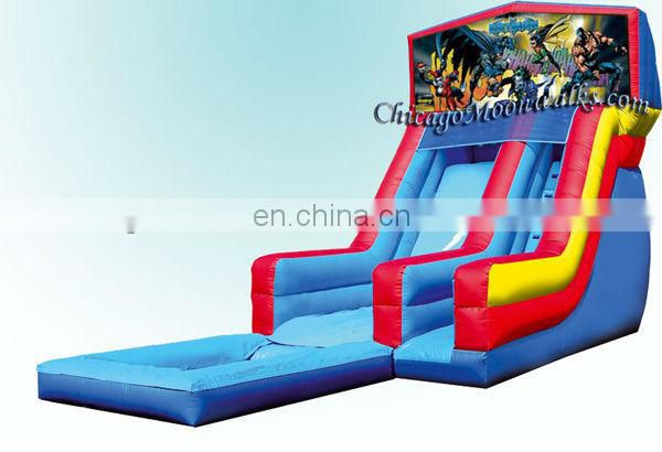 inflatable waterslide parks for sale