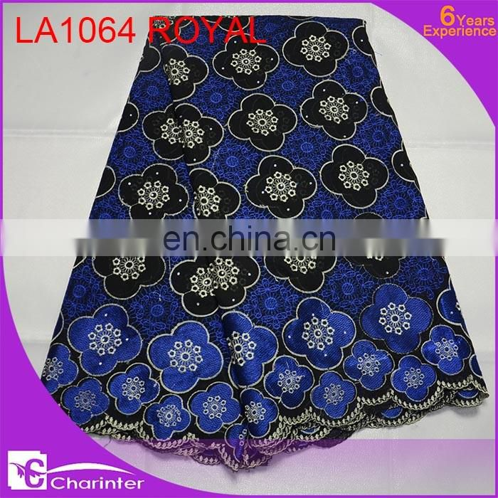 african high quality heavy lace fashion guipure lace african embroidery lace