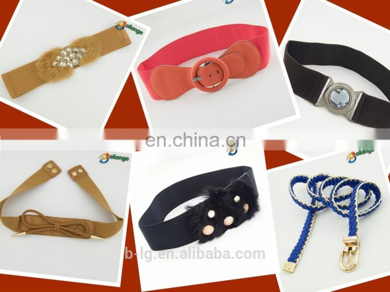 Wholesale fancy wide belts crystal metal rhinestone belt italian leather belts wholesale for women dress