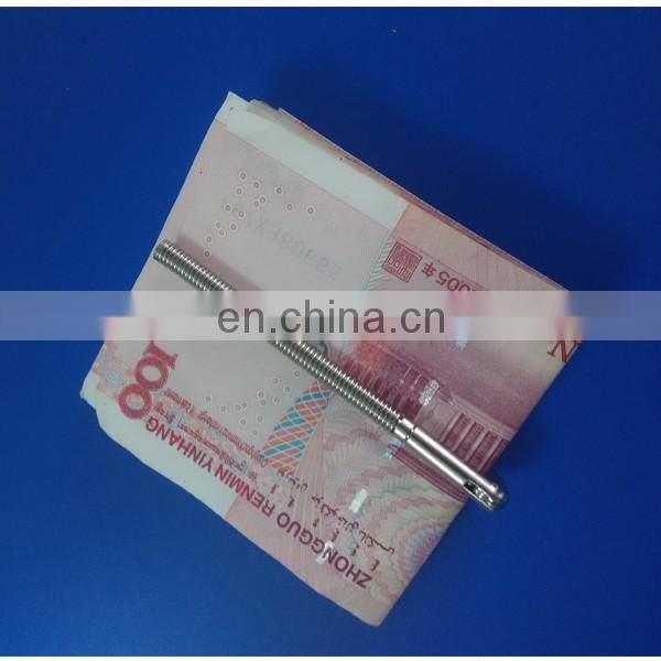 quality available mould money clip hardware for wallet