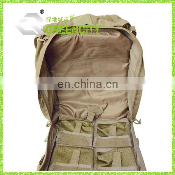 Military Medical First Aid Field Response Backpack