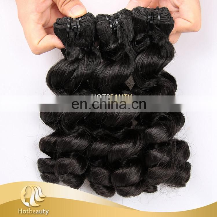 Top Quality Hot Beauty Factory Wholesale Funmi Virgin Hair Human Hair Extension