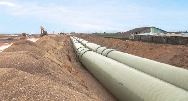 Fiberglass Reinforced Pipe Glass Piping Systems Fiberglass Reinforced Pipe Image