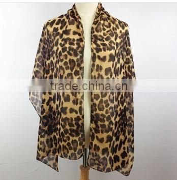 newest classicaly leopard china scarf