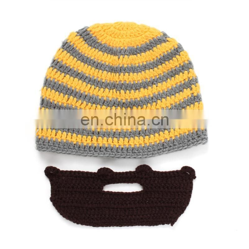 Wholesale Knitted Hat in Winter for Adult