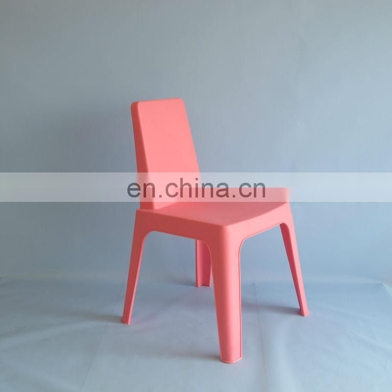 Pink cool cheap plastic chairs