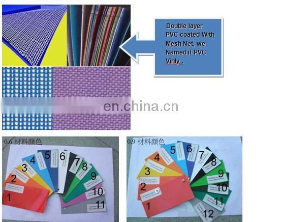 Sticky Inflatable Magic Sticker Wall with Suits