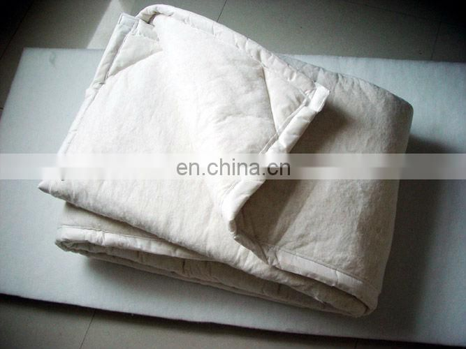 Cotton batting/wadding for sleeping bag&baby clothes