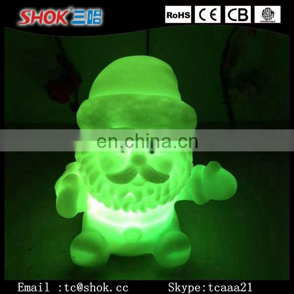 Hot Selling Mini Colorful Christmas Night Light, Christmas Night Light for Kids