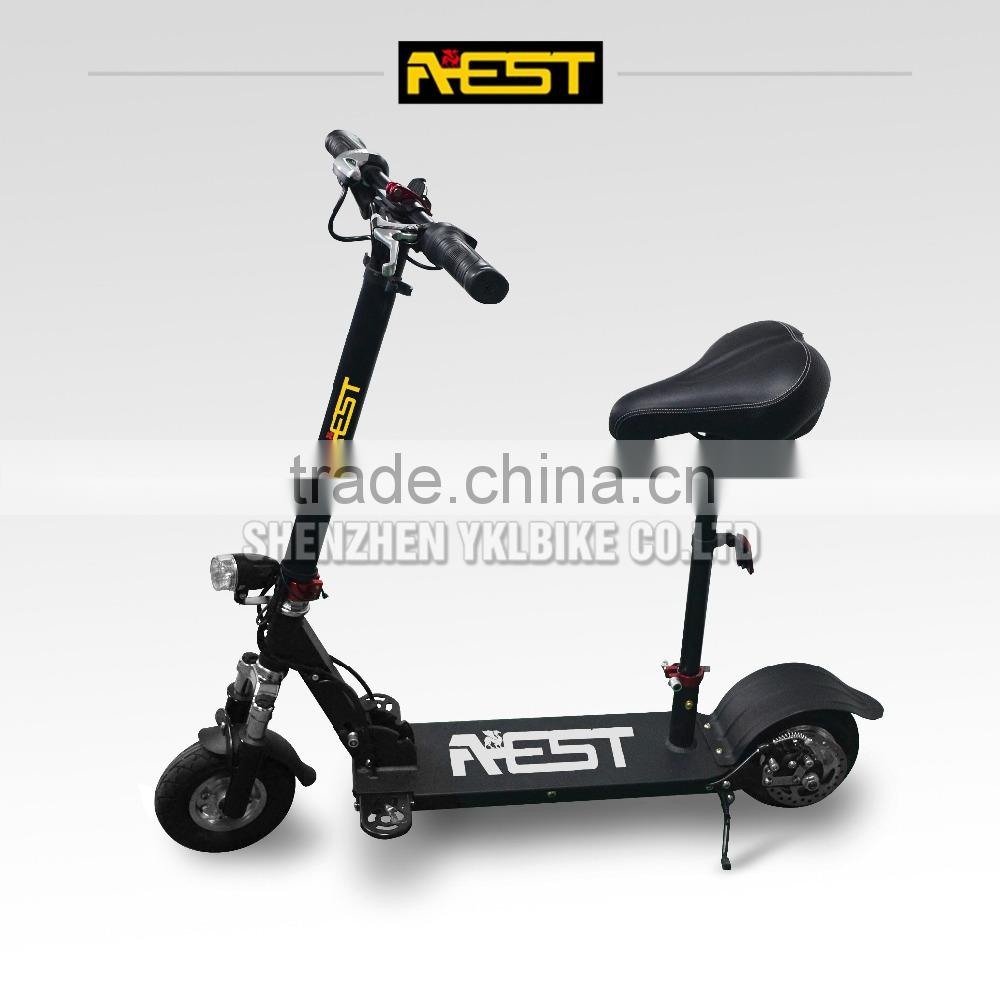 Electric Scooters, OEM Wholesale Price E-scooter, 250W Lithum Battery Scooter made in China