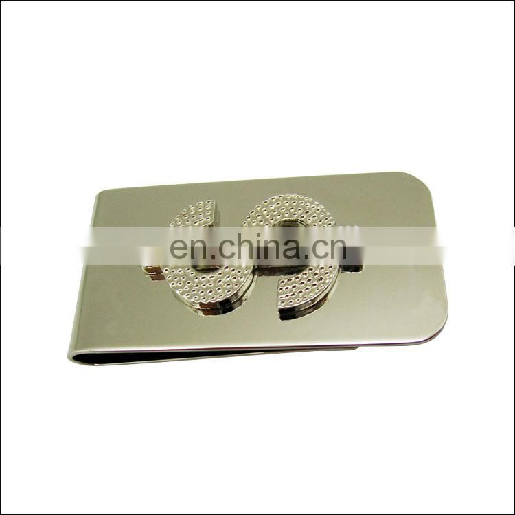 dollar sign custom money clips