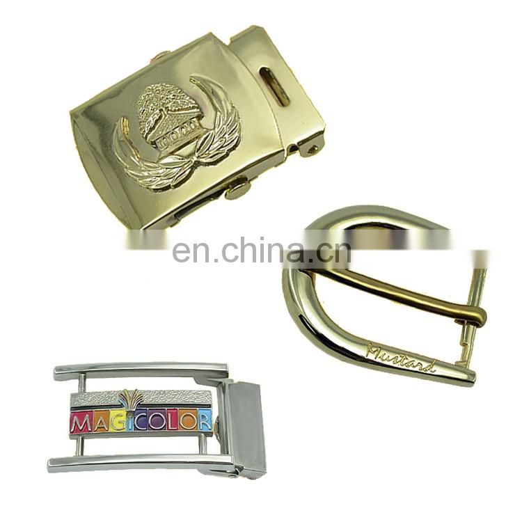 Fashion custom screw belt buckle