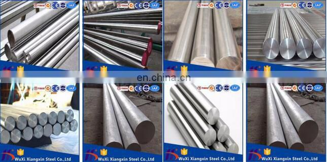 Bright surface 430 304 stainless steel round bar supplier