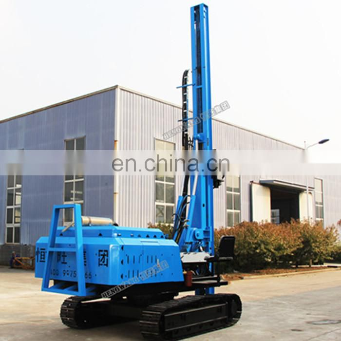 New type hydraulic small machine piling rig price