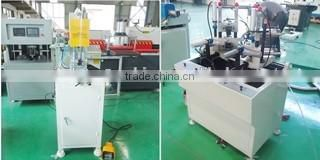 double head UPVC window welding machine with CE certificate