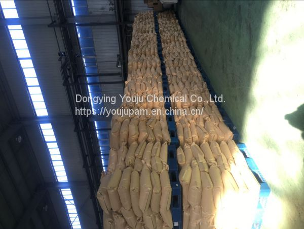 mining industry chemicals -- coal washing  polyacrylamide Image