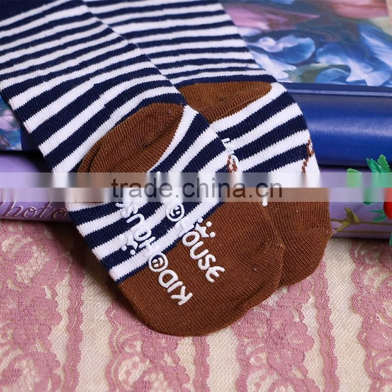 2016 fashion bowtie child girl knee high sock skirt sock for kids