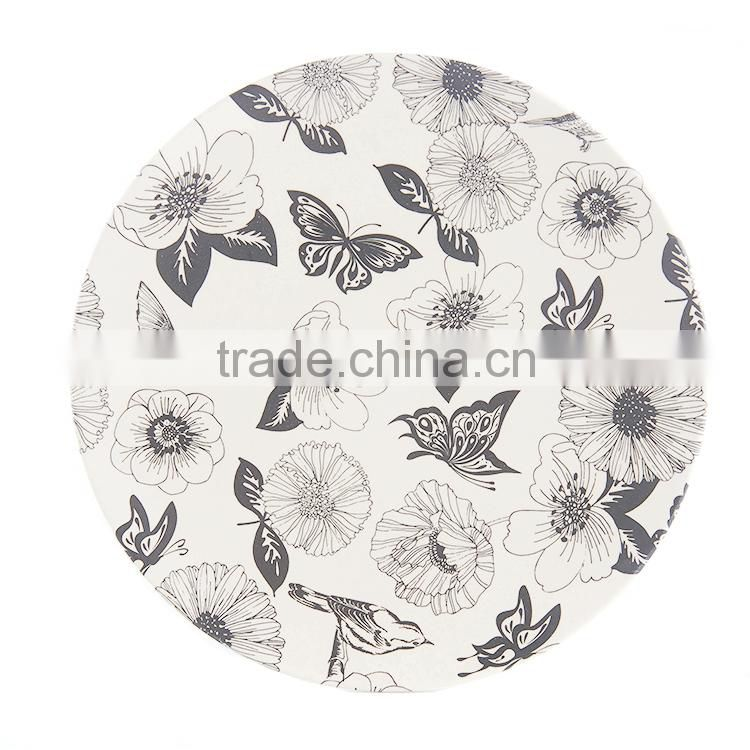 Cheap Round Daily Use Custom Logo Shim Plate of New Products