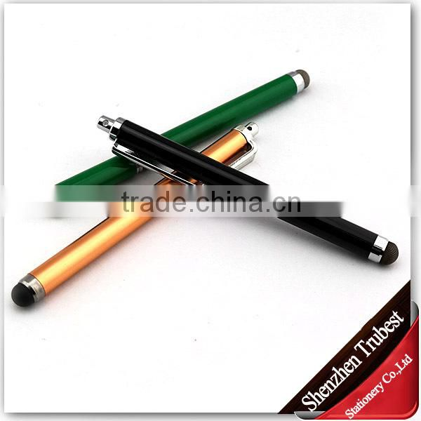 small touch stylus ball pen for promotional and office ,school supplies