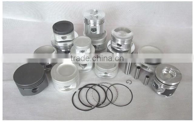 Custom Forging or Casting Aluminum 4032 Piston for Toyota