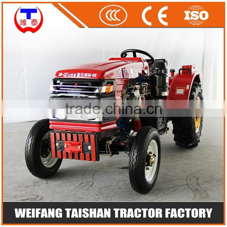 Factory Price Chinese Garden Tractor For