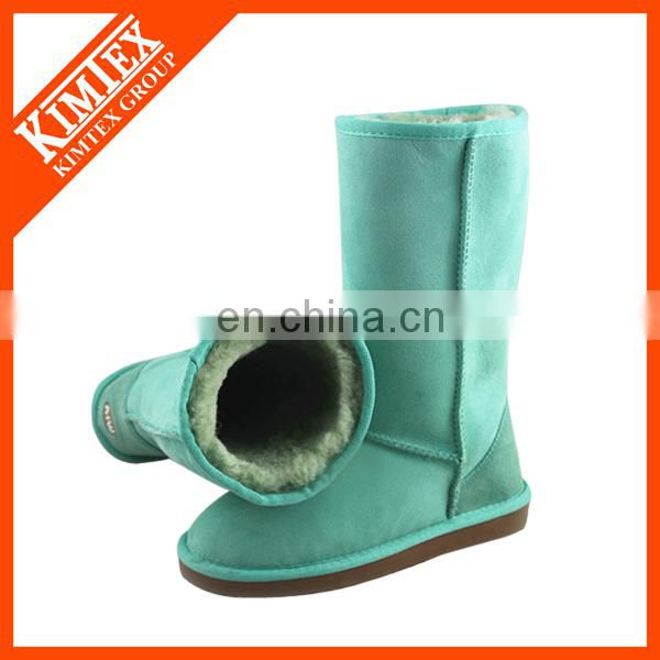 good quality OEM winter knee boots manufacturer