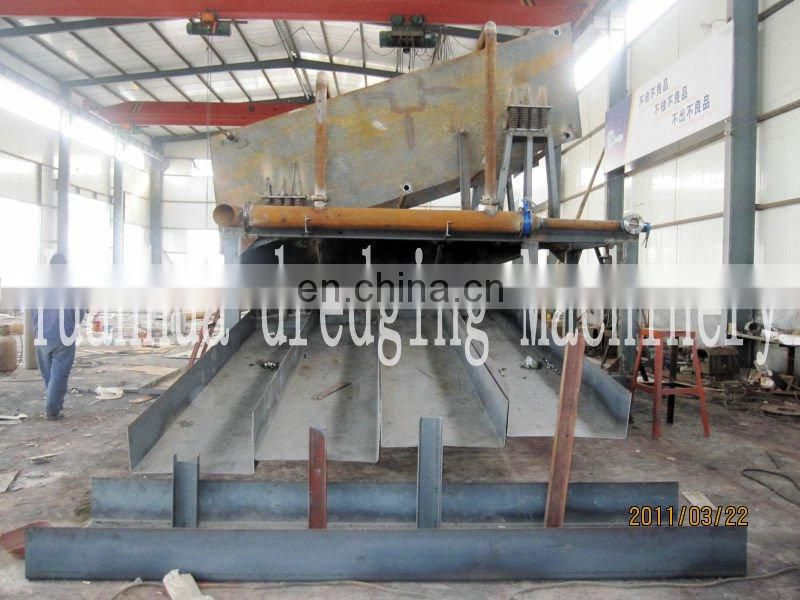Sand sieving machine high efficiency sand processing equipment