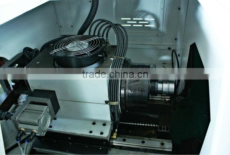 CNC Longitudinal turning and milling complex lathe industrial machinery
