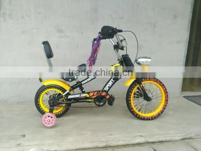 new design children motorcycle bicycles/kids motor bike/riding motorcycle for children