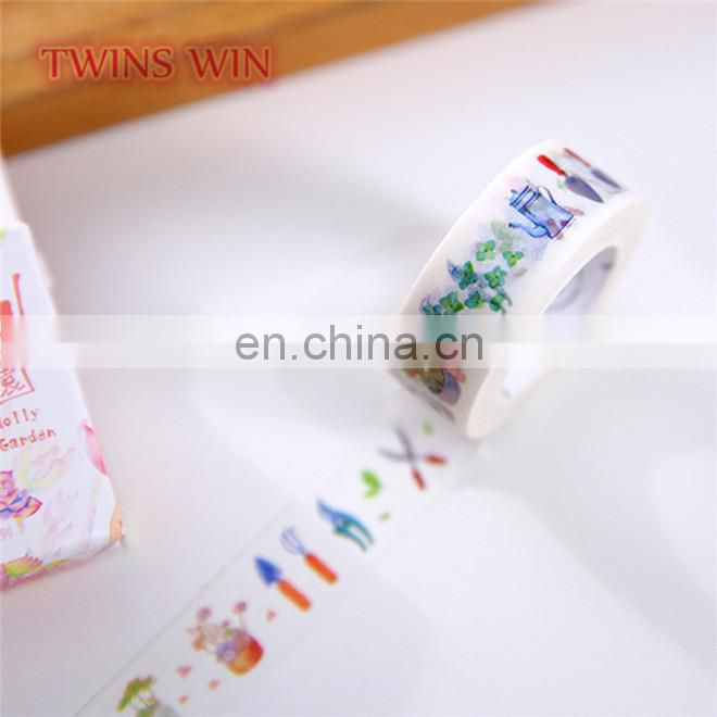 China market 2018 most popular Office & School Supplies one sided self-adhesive kraft paper rolls
