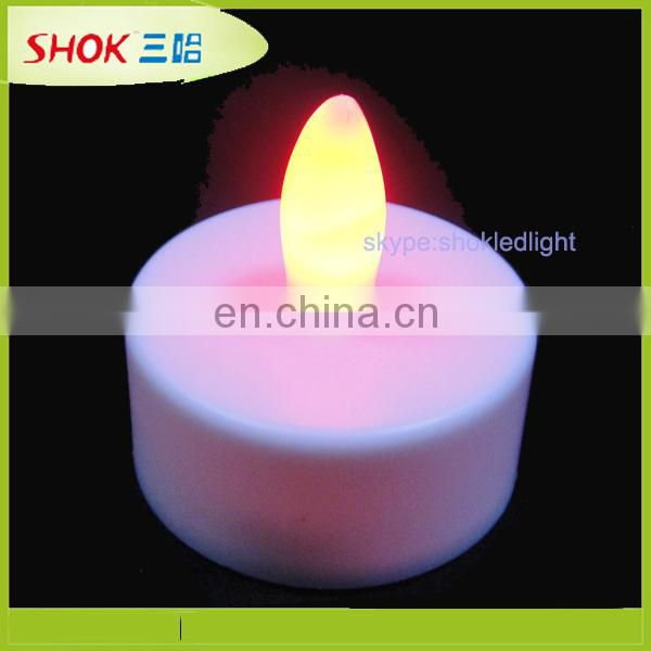Remote Control LED Candle Light Flameless/LED Candle Light