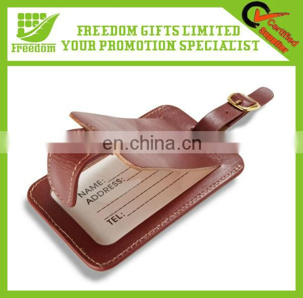 Top Quality Custom Printed Paper Luggage Tag