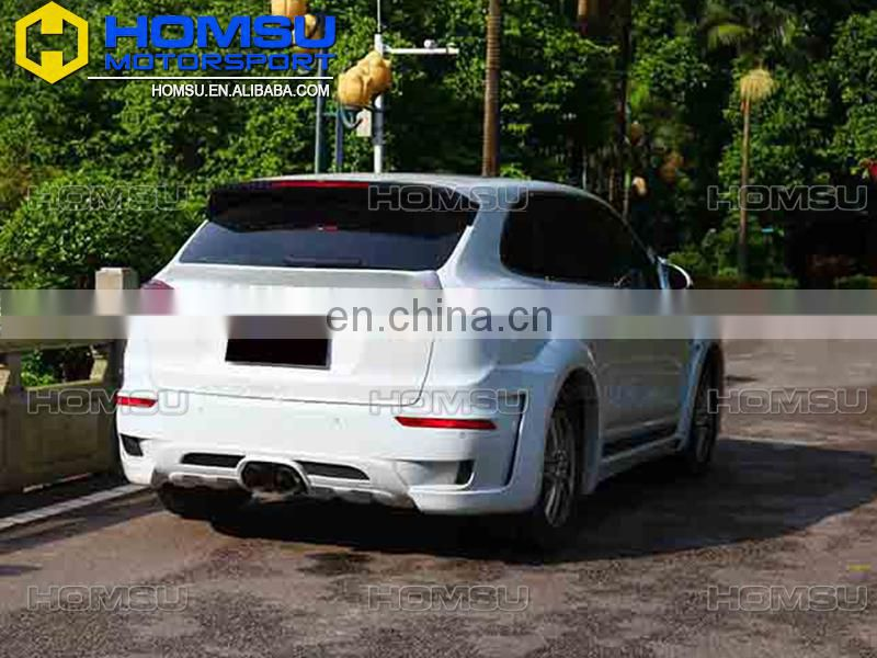958 HM style Body Kits For porsch cayenne Bodystyling Tunning Parts