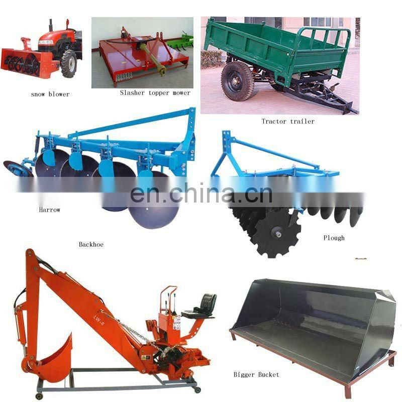 china tractors, 40hp 4wd farming loader tractor on sale