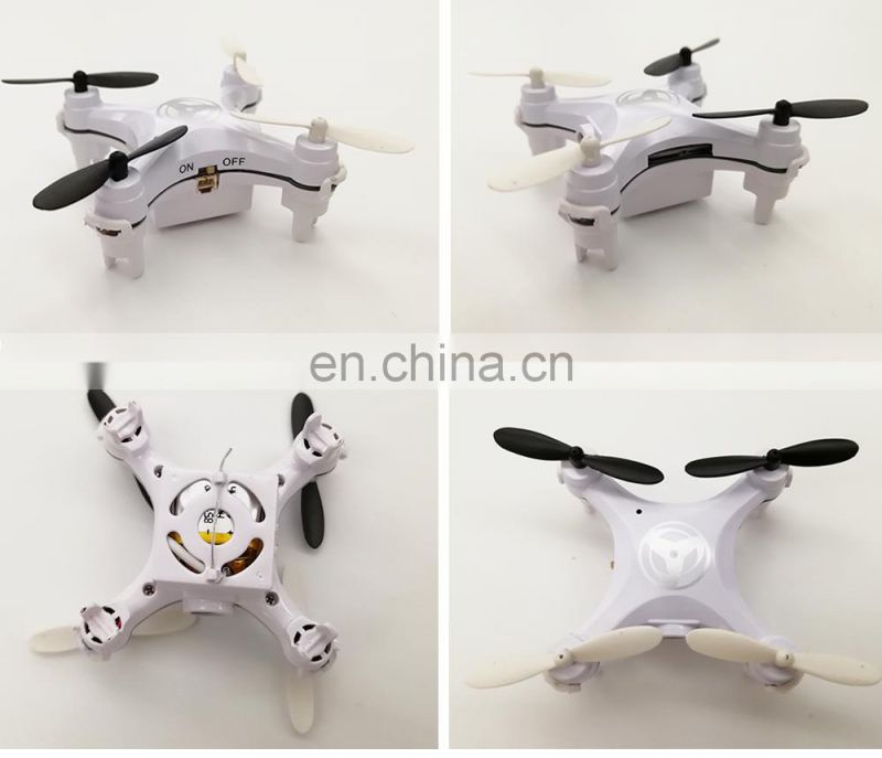 4CH 6 axis two control model mini quadcopter rc helicopter with wifi phone control