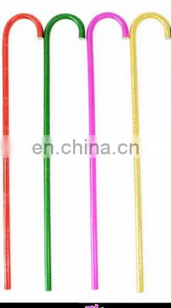 Wholesale colorful professional performance women belly dance canes sticks P-9014#