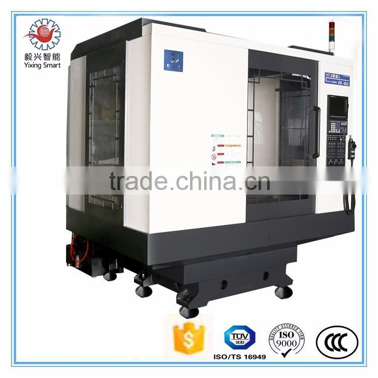 Hot sale European quality VCM850 multi-spindle taiwan vertical 5-axis machining center