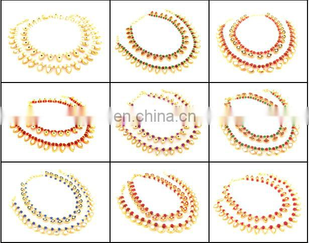 Belly dance Bangles-Pearl beaded bangles-Fashion wear pearl bracelet-Beach wear bangles-traditional pearl beaded bangles