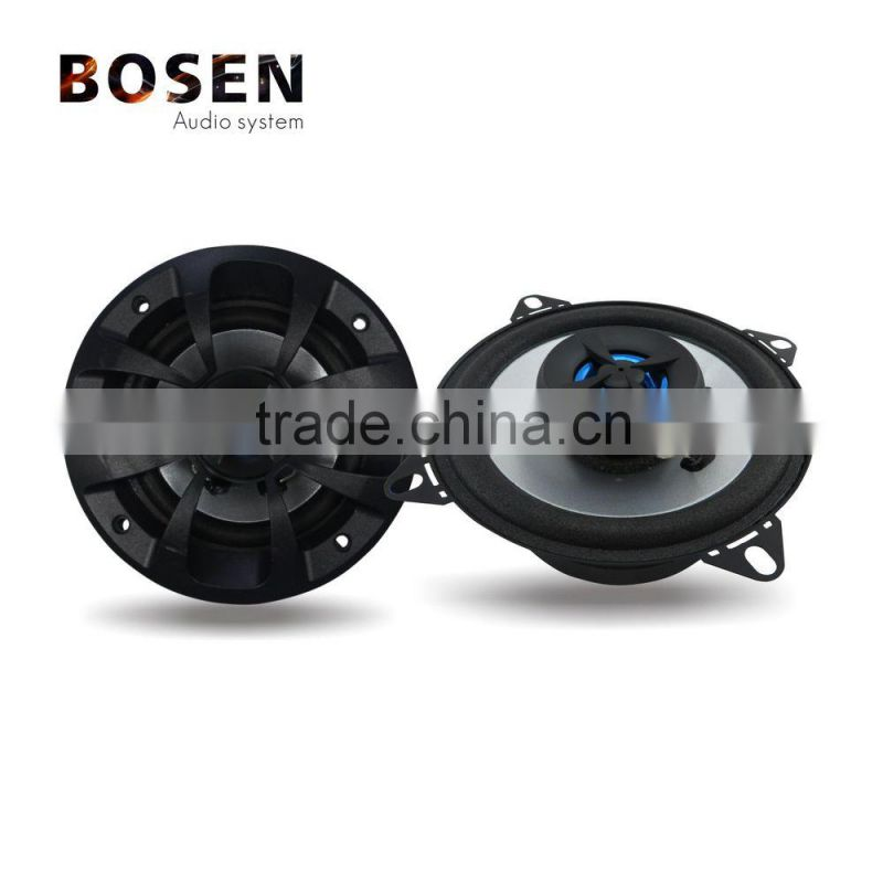 "Promotional discounts 4""inch powered car coaxial speaker spare audio speakers"