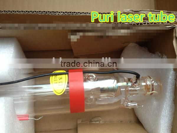 co2 laser glass tube 25w,40w,80w,100w Supplier's Choice of