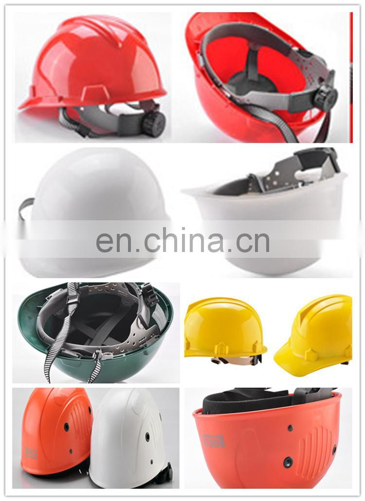 ABS construction industrial standard safety helmet