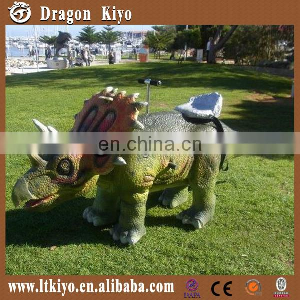 New type walking dinosaur ride amusement rides