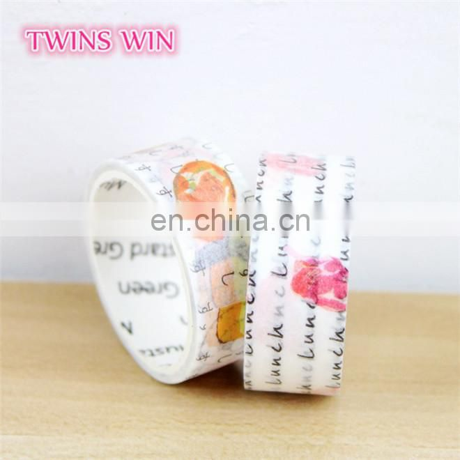 Wholesale price Economy Grade High Quality colored 3m paper masking tape for Decoration