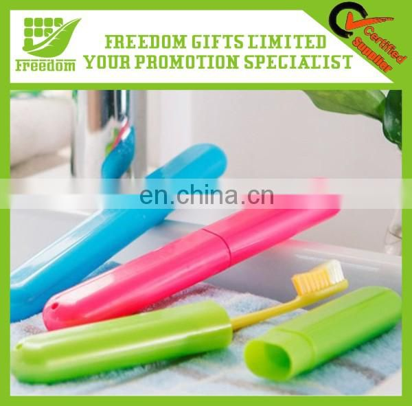 Plastic Travel Toothbrush Case