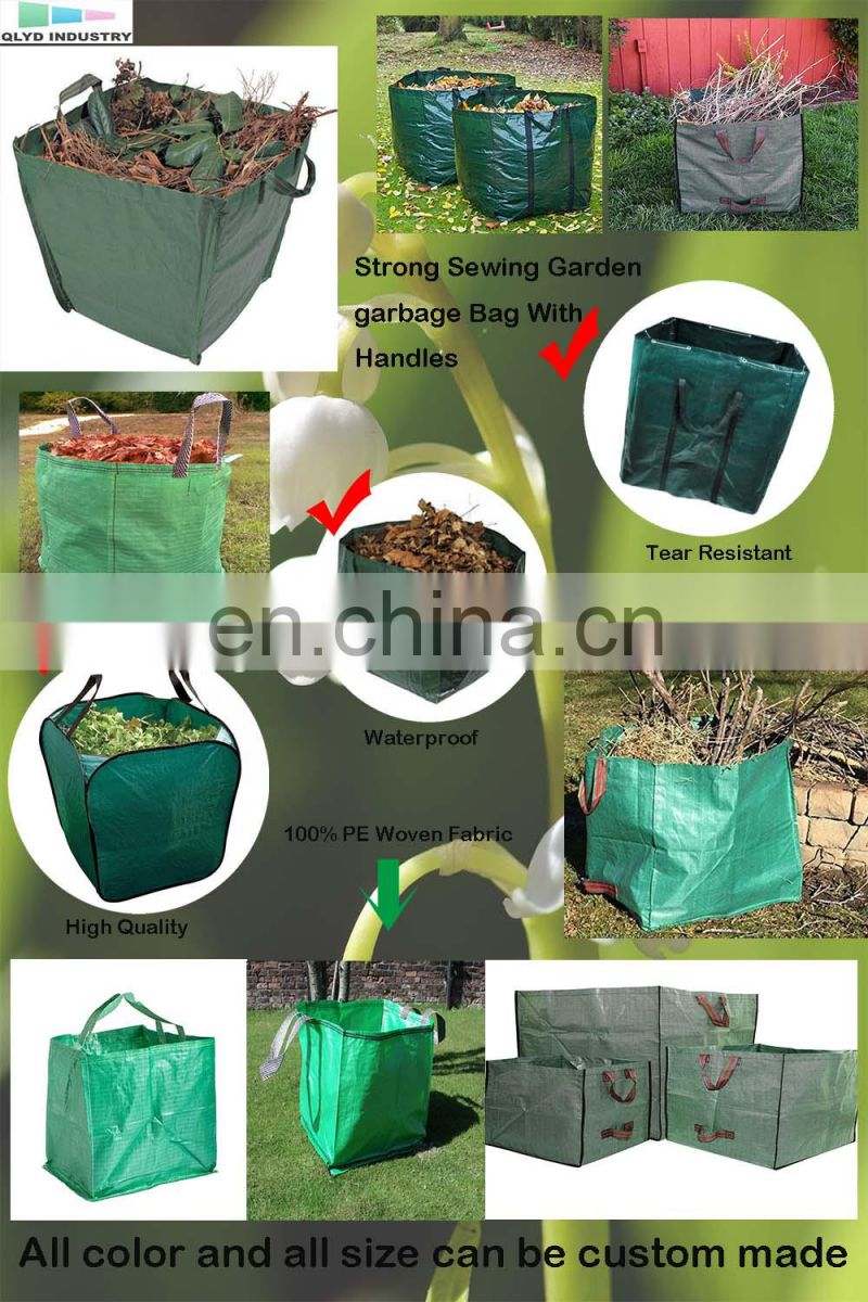Lawn Sweep Large Size Tear Resistant Grass Bags