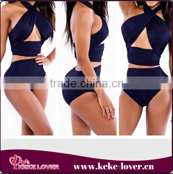 wholesale sexy japanese swimwear ladies new design two-pieces brazilian swimwear summer elegant beach sexy swimwear