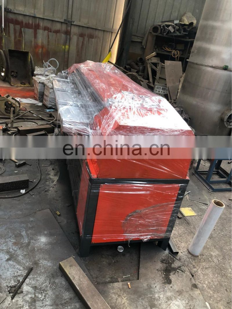 Scrap radiator copper separating machine/air conditioner radiator separator
